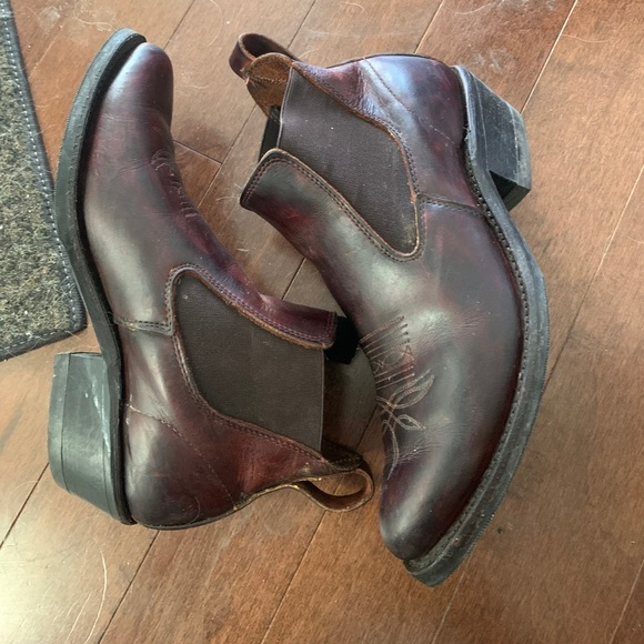 Brahma Pull on boots made in Canada
